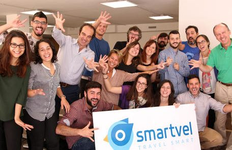 Second round of +1M$ in Smartvel to boost its international growth